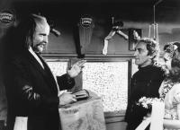 IN GOD WE TRUST, Peter Boyle, Marty Feldman, Louise Lasser, 1980, (c) Universal