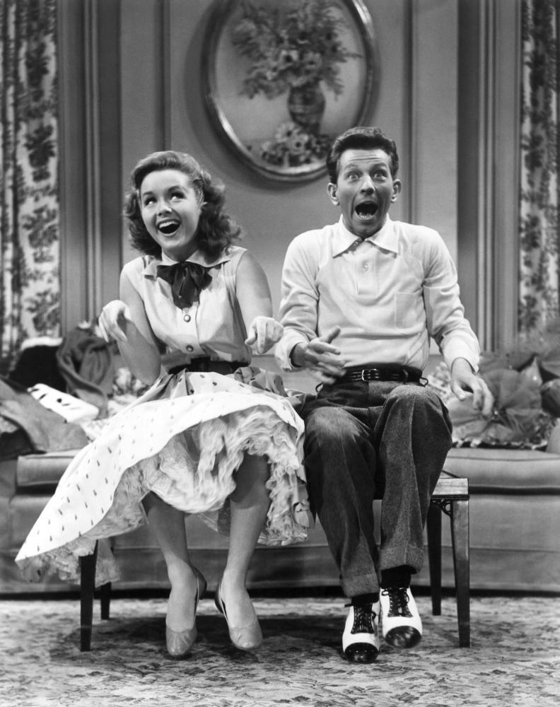 I LOVE MELVIN, Debbie Reynolds, Donald O'Connor, 1953