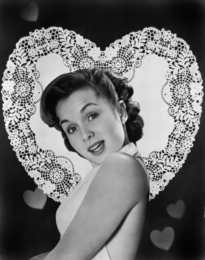 I LOVE MELVIN, Debbie Reynolds, 1953