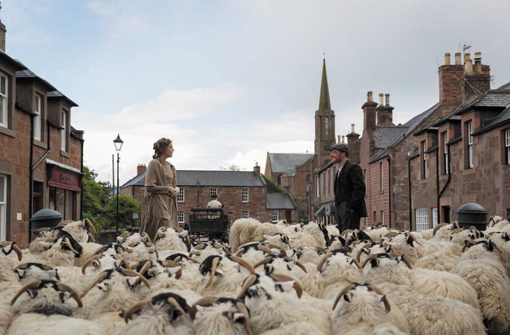 sunset song That's the image we get at the outset of the english director terence davies's  latest film, sunset song, which opened theatrically yesterday: the.