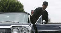STRAIGHT OUTTA COMPTON,  Corey Hawkins, as Dr. Dre, 2015. ph: Jamie Trueblood/©Universal Pictures