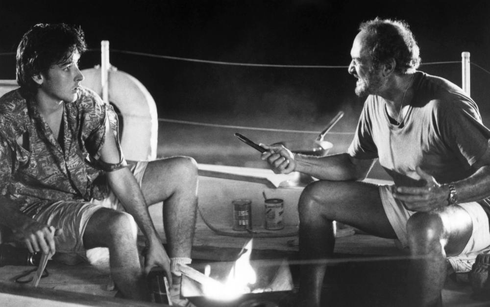 HOT PURSUIT, John Cusack, Robert Loggia, 1987, (c)Paramount