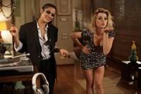 KNOCK KNOCK, from left: Lorenza Izzo, Ana de Armas, 2014. ph: Eduardo Moreno/© Lionsgate Premiere