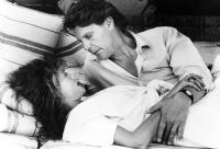 HIGH SEASON, Jacqueline Bisset, James Fox, 1987, (c)Hemdale Film Corp. All rights reserved.