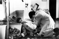 THE HIDDEN, Michael Nouri, Kyle MacLachlan, 1987, (c)New Line Cinema
