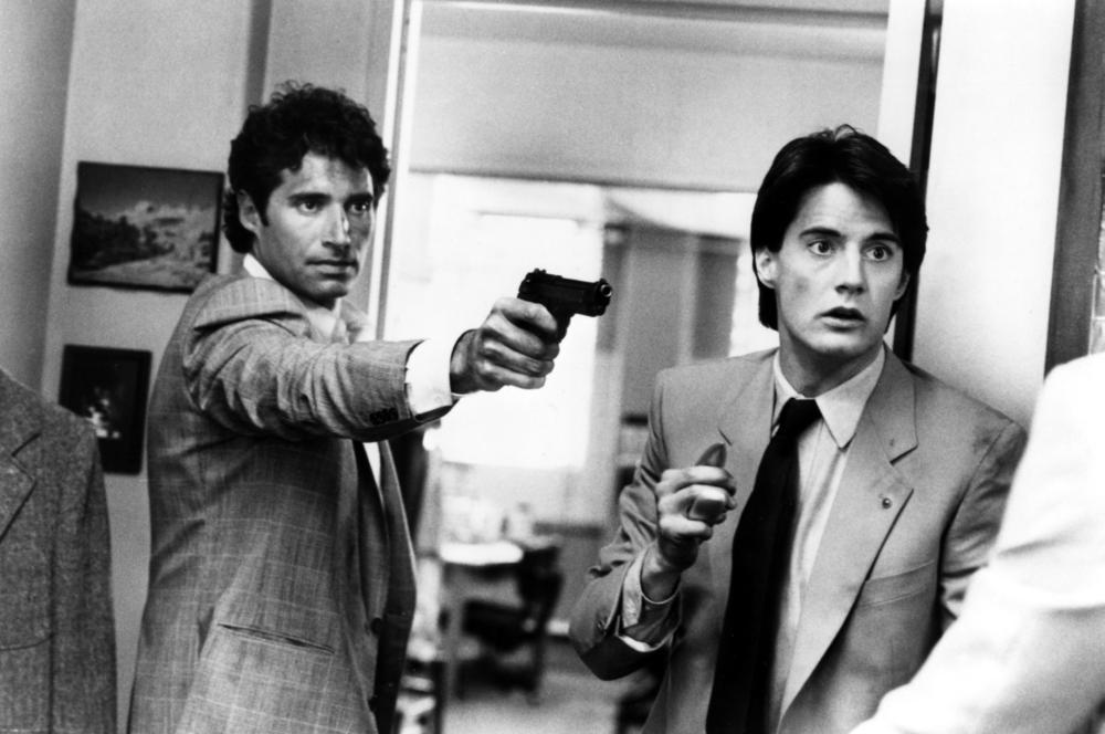 THE HIDDEN, Michael Nouri, Kyle MacLachlan, 1987, (c)New Line Cinema