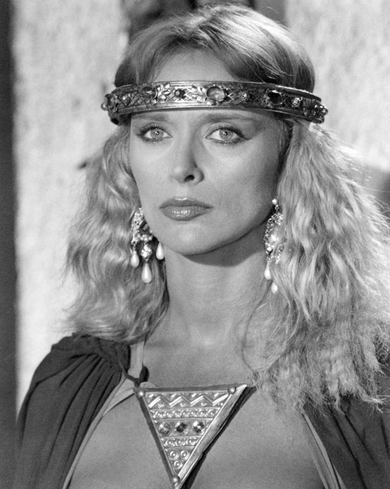 HERCULES, Sybil Danning, 1983.©Cannon Films