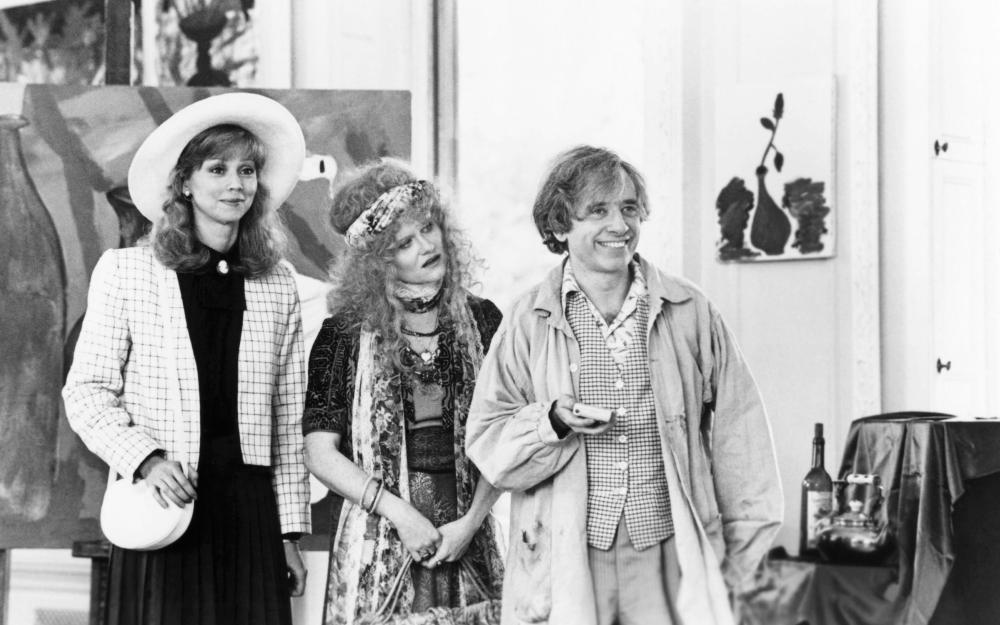 HELLO AGAIN, Shelley Long, Judith Ivey, Austin Pendleton, 1987, (c)Buena Vista Pictures