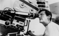THE HARD WAY, director John Badham, on-set, 1991, (c) Universal Pictures