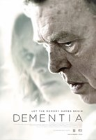DEMENTIA, US poster, from left: Kristina Klebe, Gene Jones, 2015. ©IFC Midnight