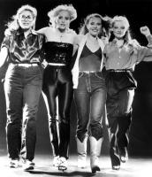FOXES, Marilyn Kagan, Cherie Currie, Kandice Stroh, Jodie Foster, 1980, (c)United Artists