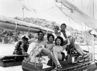 THE FOUR SEASONS, Jack Weston, Alan Alda, Carol Burnett, Bess Armstrong, Rita Moreno, Len Cariou, 1981, (c) Universal