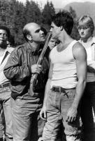 FIRE WITH FIRE, Jon Polito, Craig Sheffer, 1986. ©Paramount