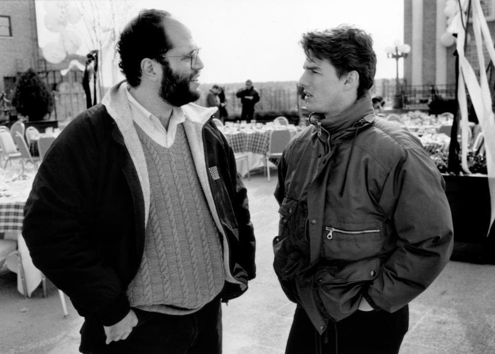 THE FIRM, Scott Rudin, Tom Cruise, 1993