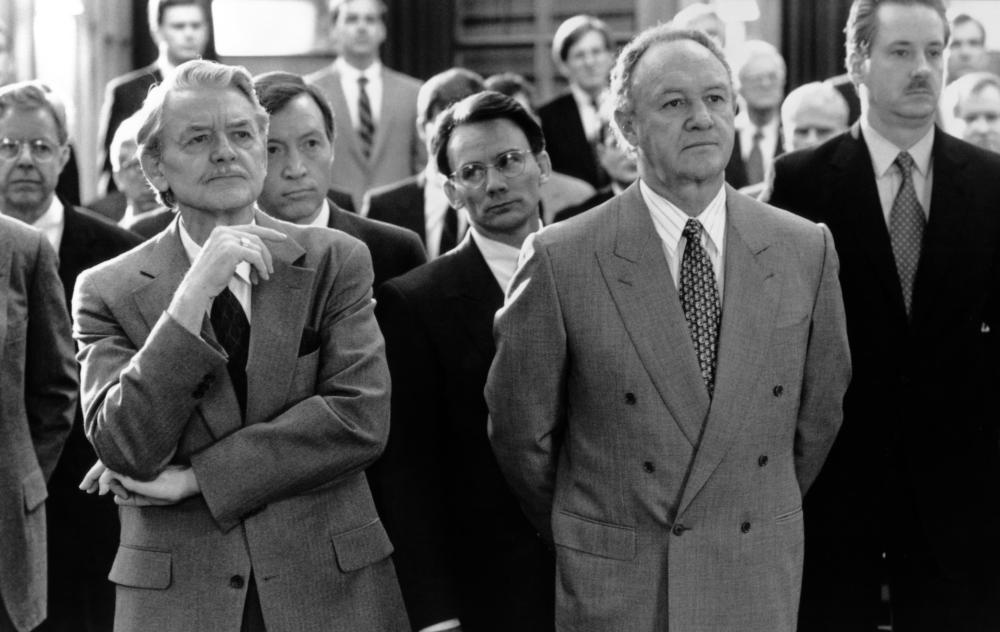 THE FIRM, Hal Holbrook, Gene Hackman, 1993