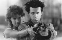 DUDES, Catherine Mary Stewart, Jon Cryer, 1987, (c)New Century Vista Films