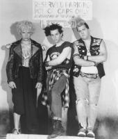 DUDES, Michael Balzary, Jon Cryer, Daniel Roebuck, 1987, (c)New Century Vista Films