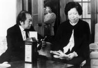DIM SUM: A LITTLE BIT OF HEART, Victor Wong, Laureen Chew, Kim Chew, 1985, (c)Orion Classics