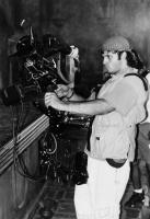 DESPERADO, producer, screenwriter and director Robert Rodriguez, on-set, 1995, ©Columbia Pictures /