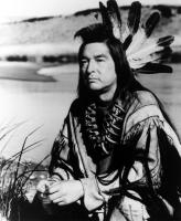 DANCES WITH WOLVES, Graham Greene,  1990