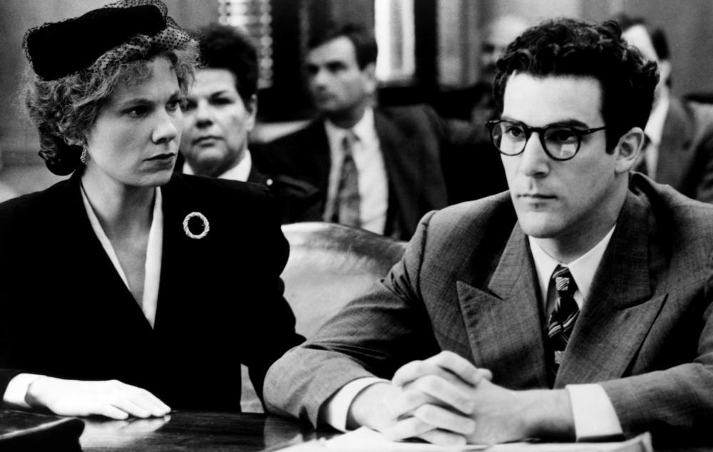 DANIEL, Lindsay Crouse, Mandy Patinkin, 1983, (c)Paramount