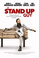 A STAND UP GUY, US poster, from left: Danny A. Abeckaser, 2016. © The Orchard
