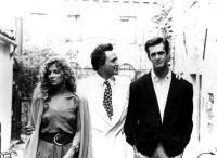 THE COMFORT OF STRANGERS, Natasha Richardson, Christopher Walken, Rupert Everett, 1990