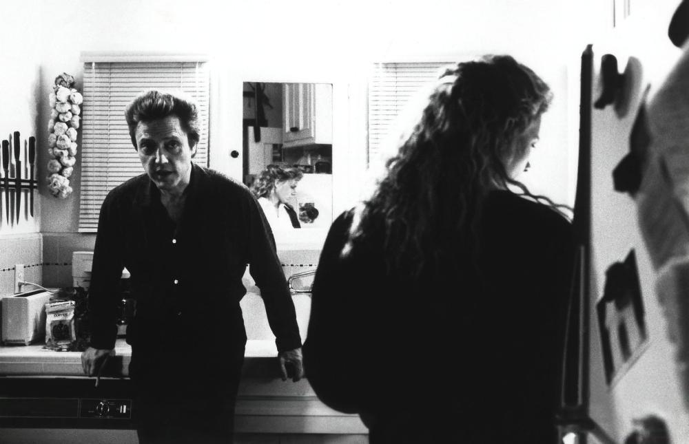 COMMUNION, Christopher Walken, Lindsay Crouse, 1989, (c)New Line Cinema
