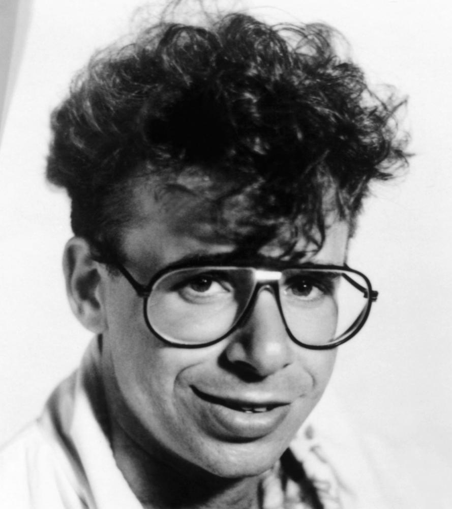 CLUB PARADISE, Rick Moranis, 1986. ©20thCentFox/courtesy Everettampmann, 1986. ©Warner Brothers/courtesy Everett