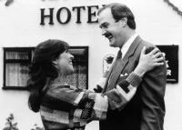 CLOCKWISE, Penelope Wilton, John Cleese, 1986. ©Universal