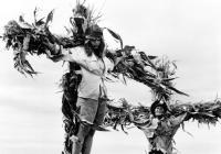 CHILDREN OF THE CORN, Linda Hamilton, 1984.©New World Pictures