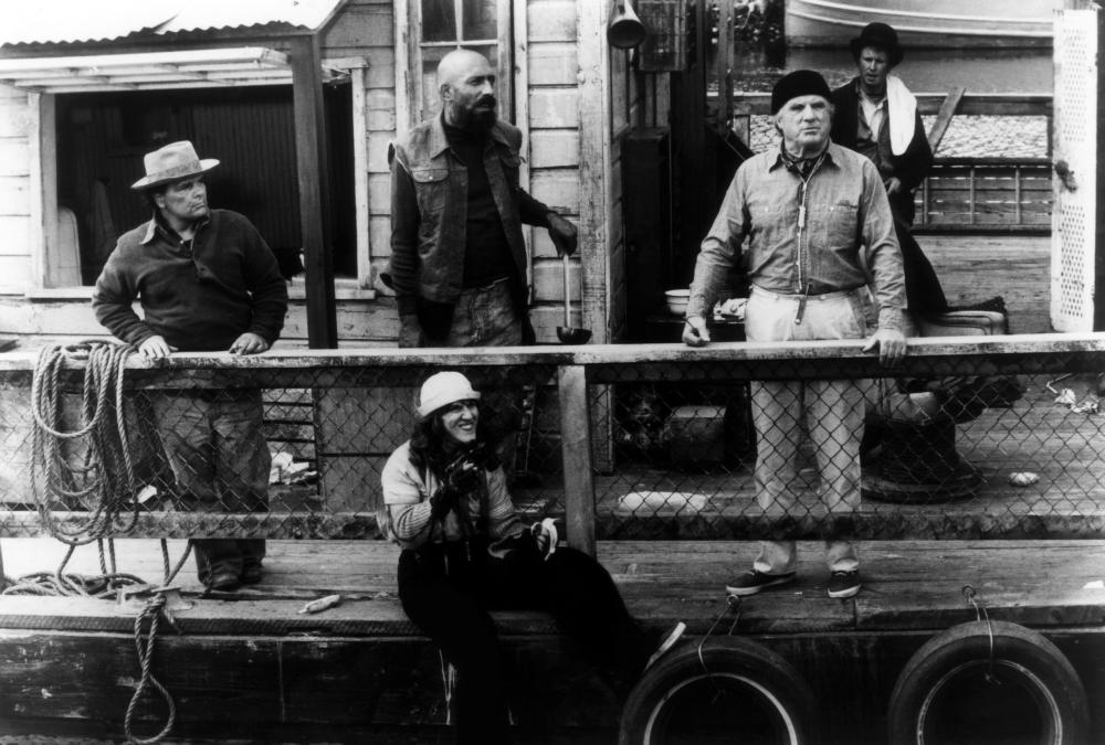 CHU CHU AND THE PHILLY FLASH, Sid Haig (center), Ruth Buzzi, Jack Warden, 1981, TM & Copyright (c) 20th Century Fox Film Corp.