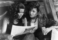 CERTAIN FURY, Irene Cara, Tatum O'Neal, 1985, (c)New World Pictures