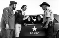 CANNONBALL RUN II, Dom Deluise, Burt Reynolds, Shirley MacLaine, Marilu Henner, Dub Taylor, 1984, (c)Warner Bros.