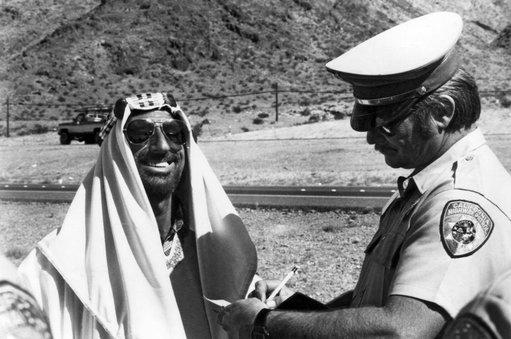 THE CANNONBALL RUN, Jamie Farr (left), 1981, TM & Copyright (c) 20th Century Fox Film Corp.