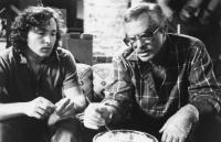 BREAKING IN, Casey Siemaszko, Burt Reynolds, 1989, ©Samuel Goldwyn Films