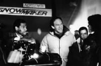 THE BLOB, director Chuck Russell, (center), 1988, ©TriStar Pictures /