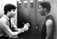 BEVERLY HILLS COP, Paul Reiser, Eddie Murphy, 1984, (c)Paramount