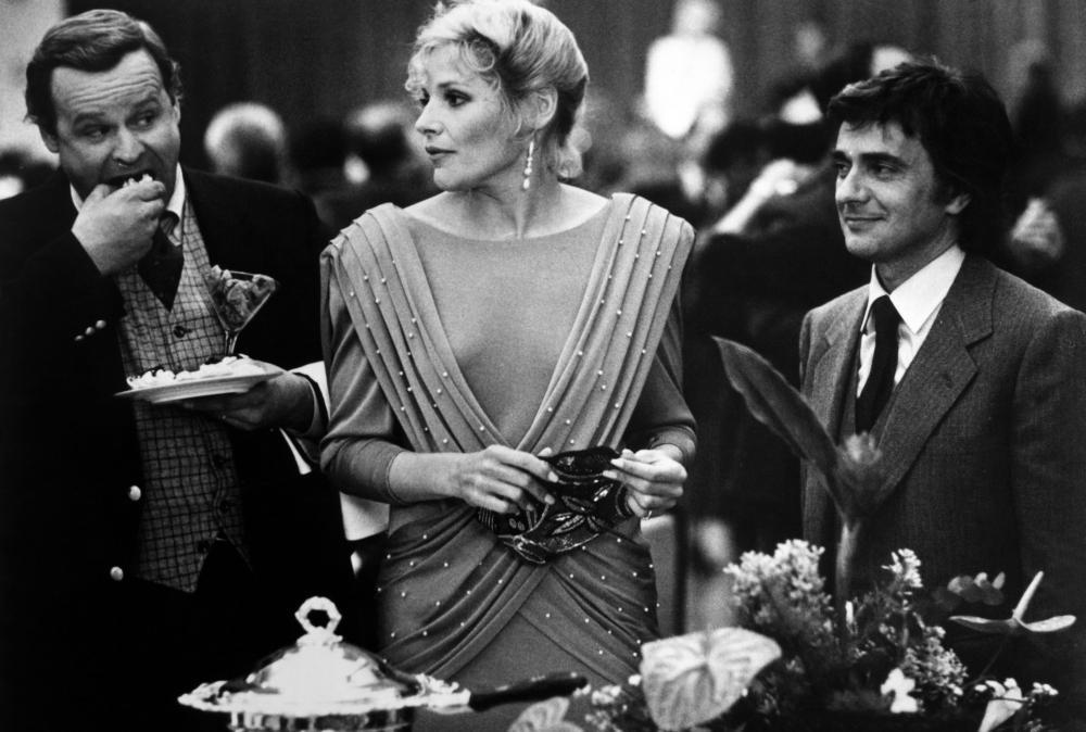 BEST DEFENSE, George Dzundza, Helen Shaver, Dudley Moore, 1984, (c)Paramount