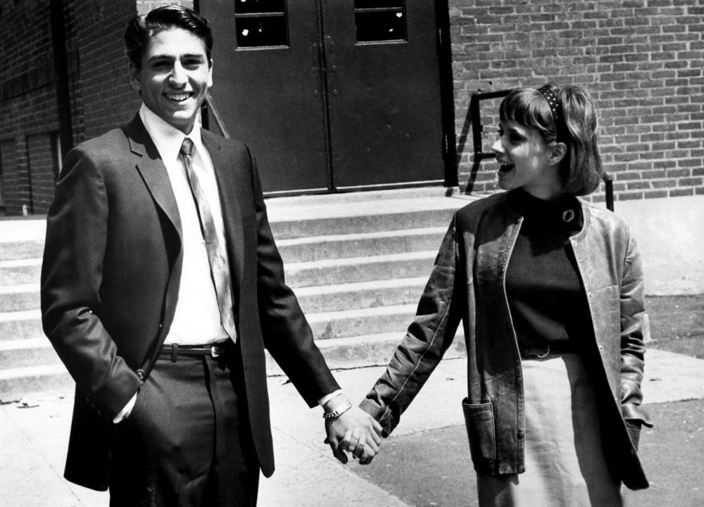 BABY IT'S YOU, Vincent Spano, Rosanna Arquette, 1983, (c)Paramount