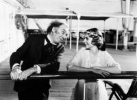 AND THE SHIP SAILS ON, Freddie Jones, Sarah Jane Varley, 1983, (c)Triumph Films