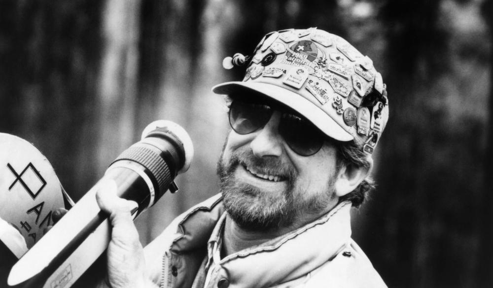 ALWAYS, producer and director Steven Spielberg, 1989, ©United Artists /