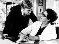 ALFIE, Michael Caine, Eleanor Bron, 1966