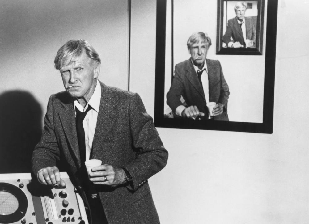 AIRPLANE II: THE SEQUEL, Lloyd Bridges, 1982, (c) Paramount