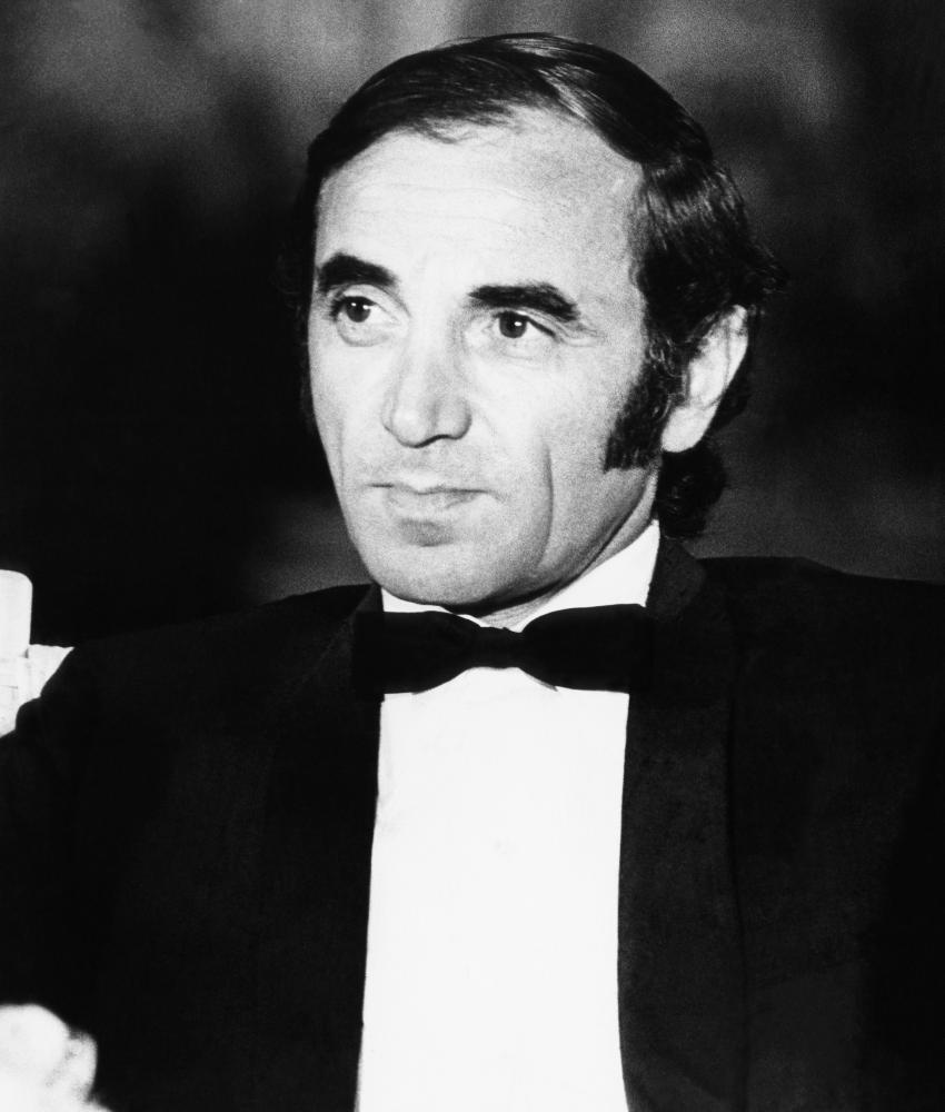 Image result for aznavour