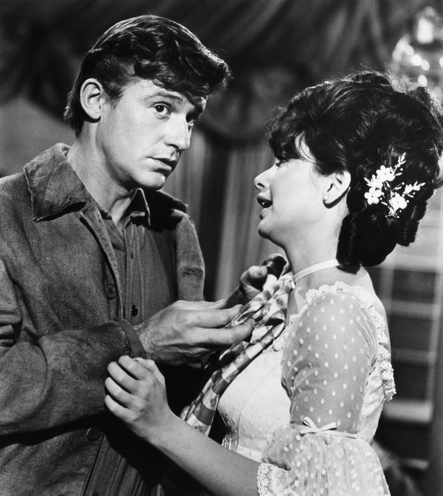 THE ADVENTURES OF BULLWHIP GRIFFIN, Roddy McDowall, Suzanne Pleshette, 1967