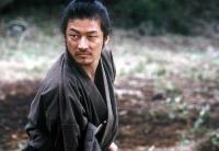 ZATOICHI, Tadanobu Asano, 2003, (c) Miramax