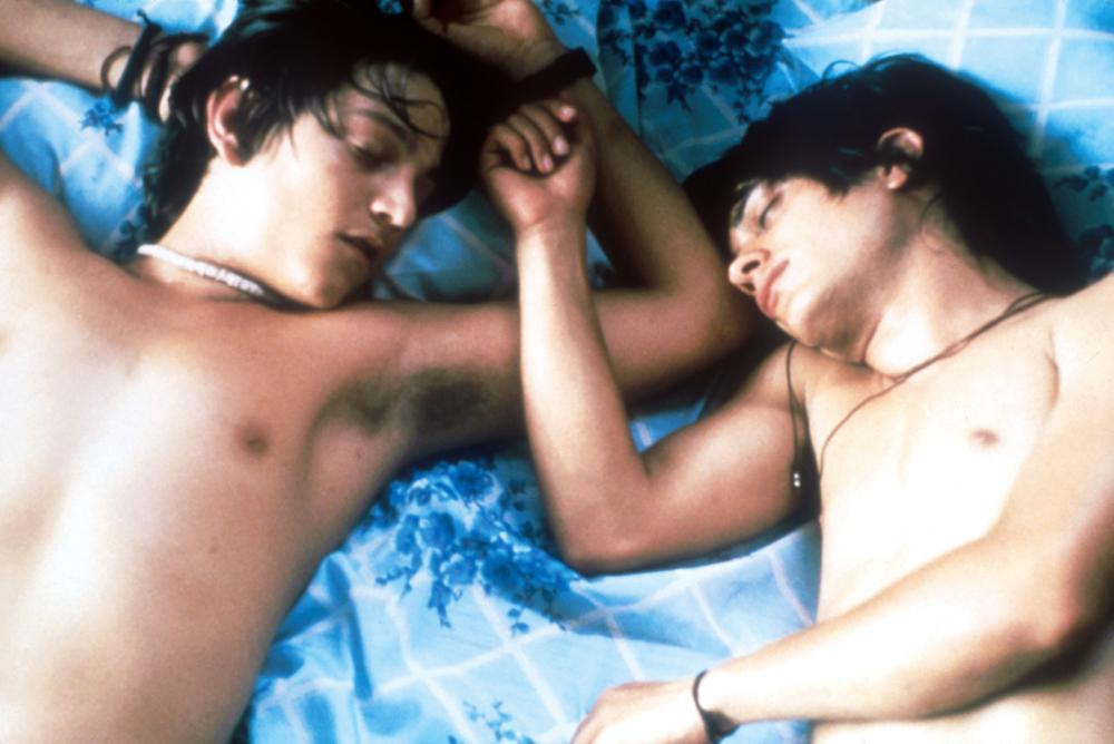 Y TU MAMA TAMBIEN, Diego Luna, Gael Garcia Bernal, 2001