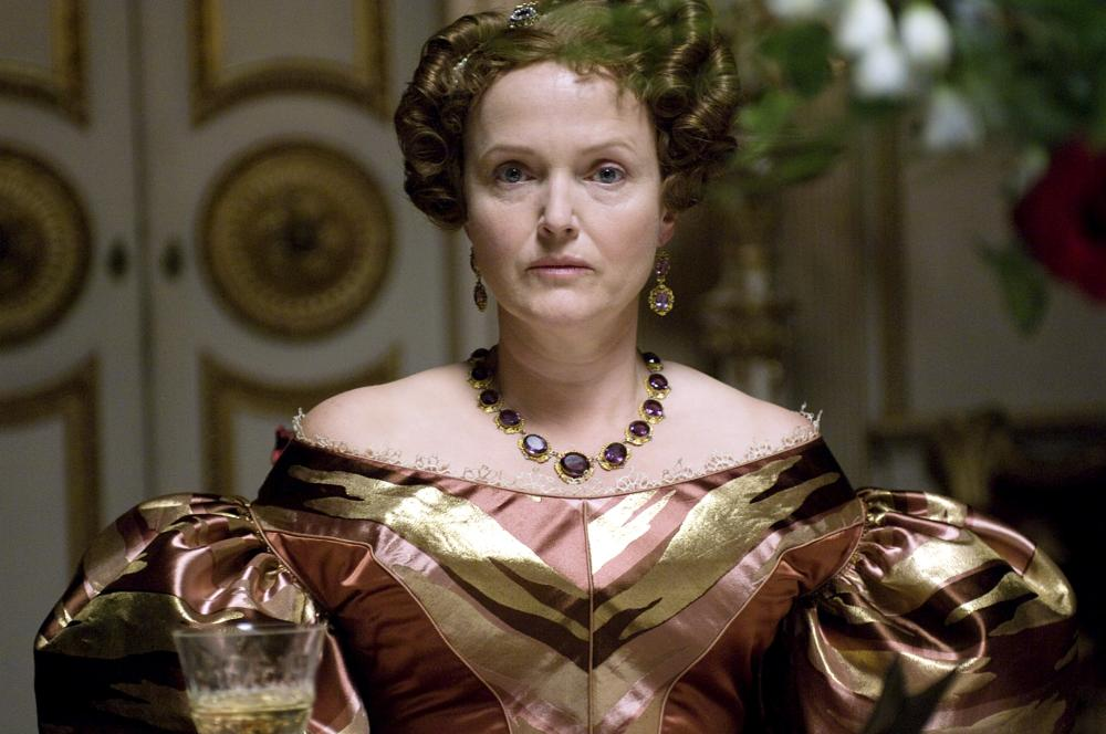 THE YOUNG VICTORIA, Miranda Richardson, 2009. ©Momentum Pictures