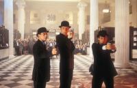 YOU'RE DEAD..., John Hurt, Rhys Ifans, David Schneider, 1999. ©Trident Releasing